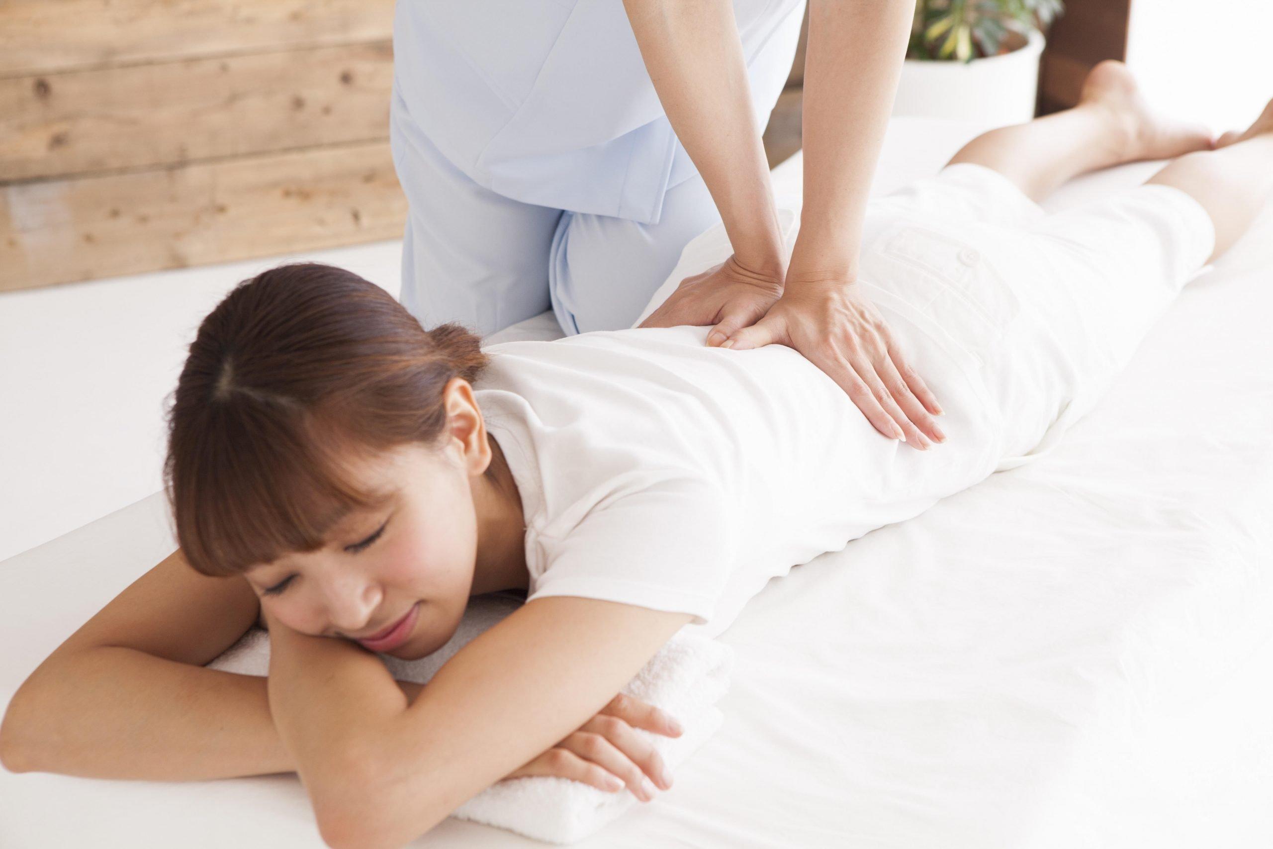 Therapeutic massage - Pleasant Wellness